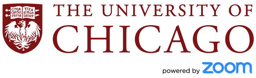 University of Chicago powered by Zoom