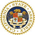California State Assembly Seal