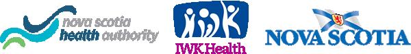 NSHA, IWK and DHW Logos