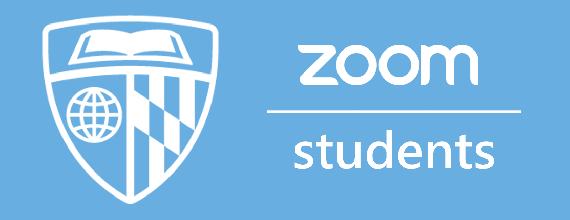Johns Hopkins University Students Logo