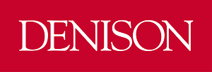 Denison University Block Logo