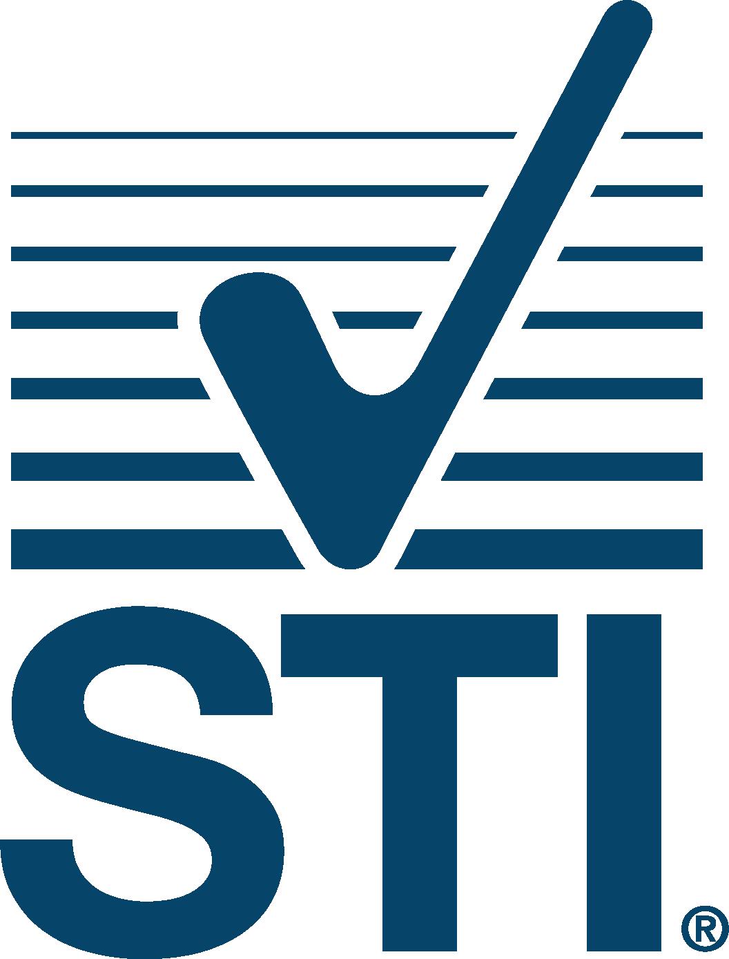 STI Firestop Logo Bug