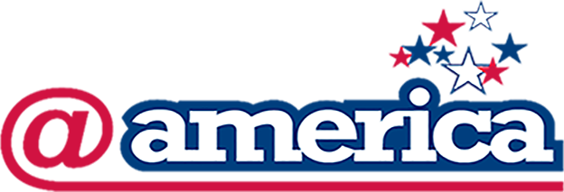 @america Logo