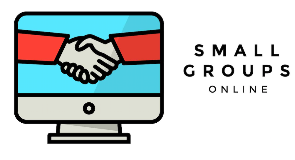 Small Groups Online Logo