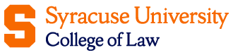 Syracuse Law Logo