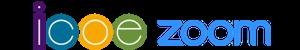 ICOE Zoom logo