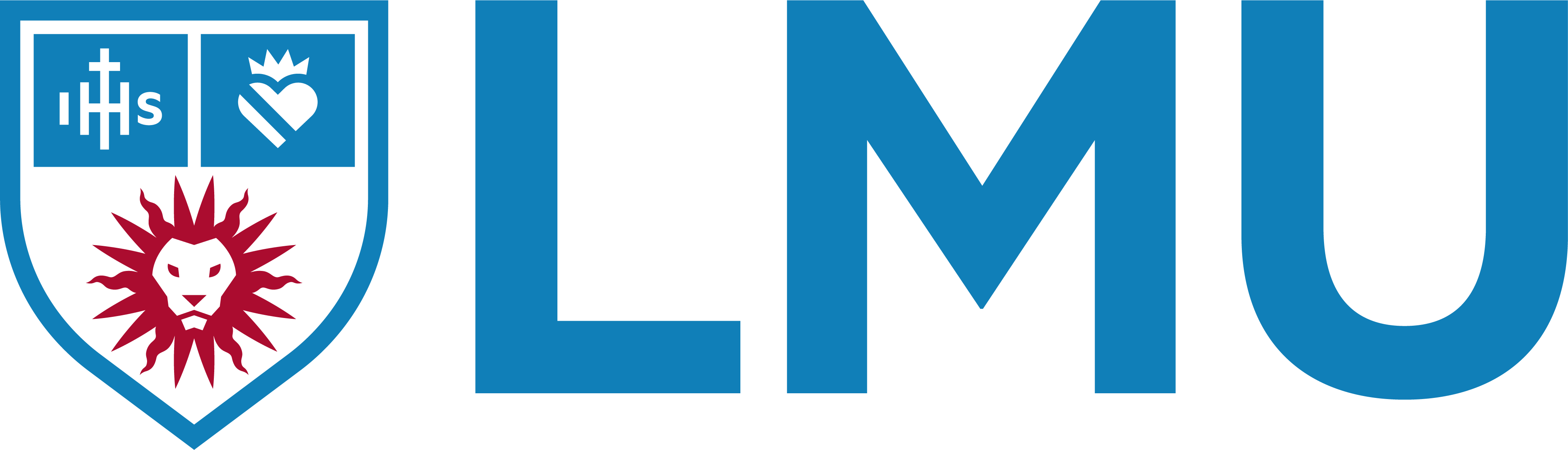 LMU LA Logo