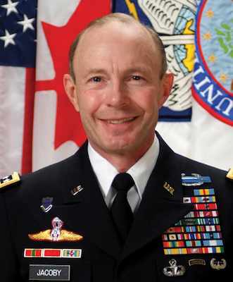 photo of Gen. Charles Jacoby