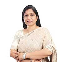 photo of Dr. Githa S Heggde