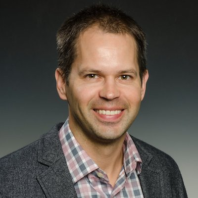 photo of Mark Buckley, Ph.D.