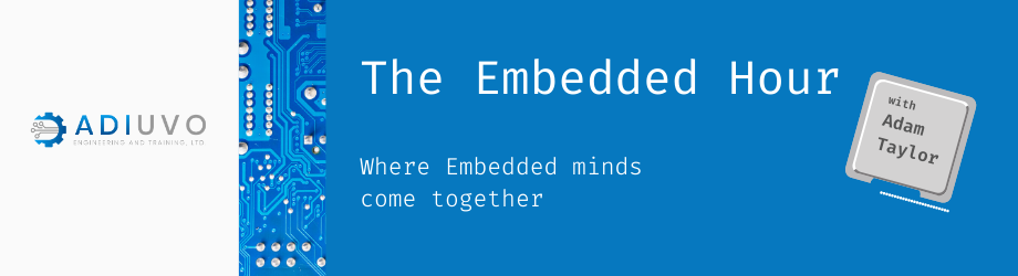 The Embedded Hour with Adam Taylor