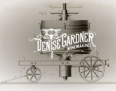 Denise Gardner Winemaking