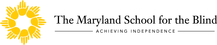 Logo of the Maryland School for the Blind