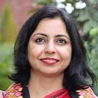 photo of Ms. Poonam Verma