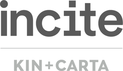 Incite, part of Kin + Carta, is an award-winning strategic marketing consultancy. We unlock opportunity.