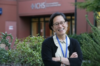 photo of Grace Wang, MD, MPH