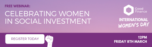 Celebrating Women in Social Investment by Good Finance