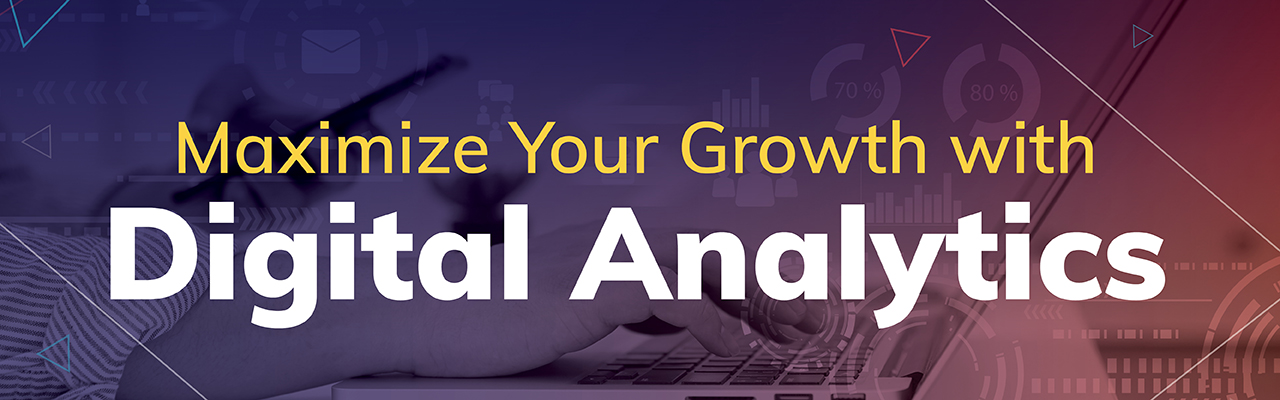 Digital Analytics Banner