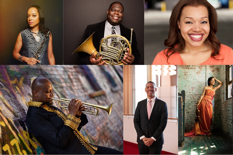 Join us as the New York Youth Symphony and New Jersey Youth Symphony  co-host an Artist Stories Series, weekly one-hour virtual conversations exploring the importance of equity, inclusion, and representation in the classical music, jazz and Broadway world.