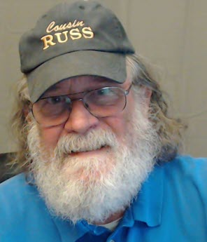 photo of Cousin Russ