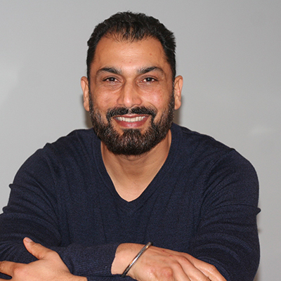 photo of Pardeep Kaleka