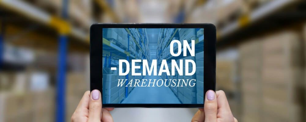 LogistCompare - On-Demand Warehousing