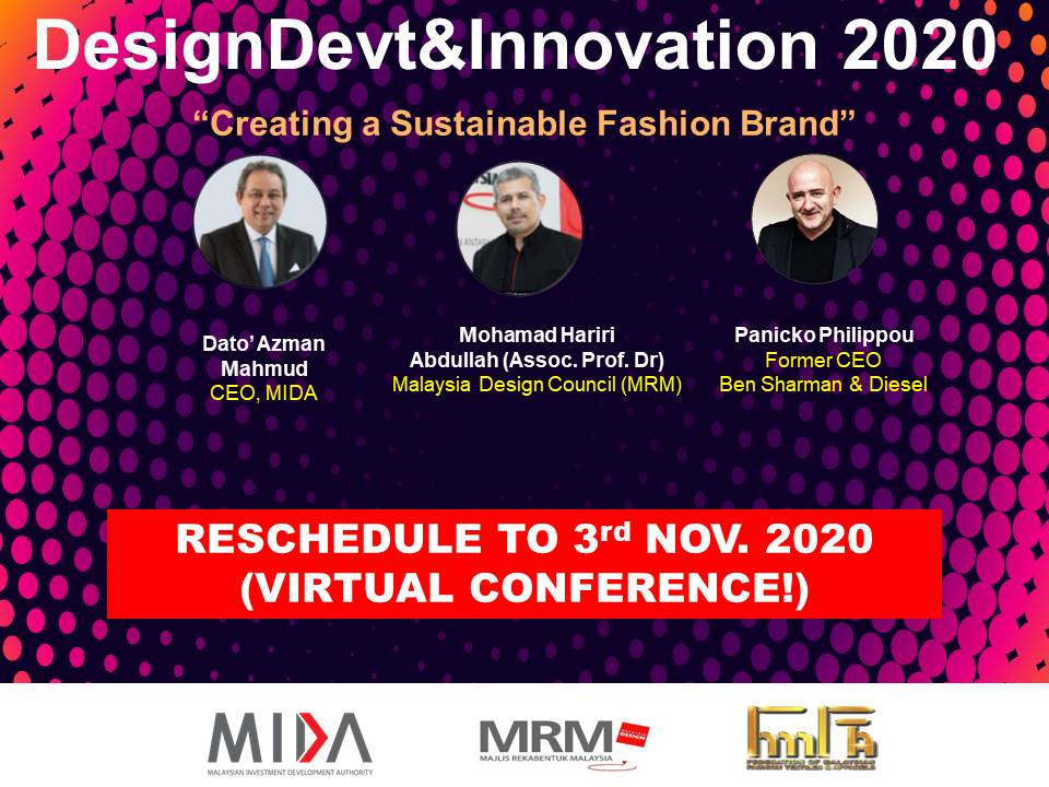 MIDA DesignDevt&Innovation2020 Virtual Conference