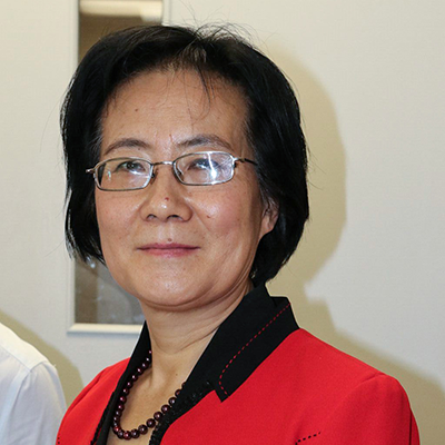 photo of Jenny Shao