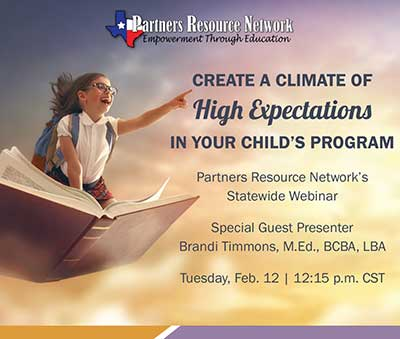 Create a Climate of High Expectations in Your Child