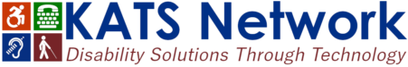 Logo for the KATS Network, Disability Solutions Through Technology