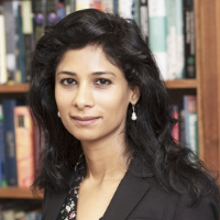 photo of Gita Gopinath