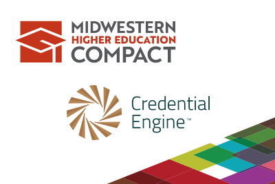 MHEC and Credential Engine Logo Images