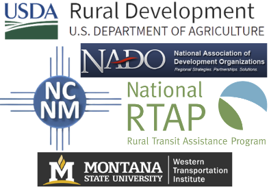 This series is hosted by the North Central New Mexico Economic Development District and NADO with WTI and National RTAP. Supported by USDA.