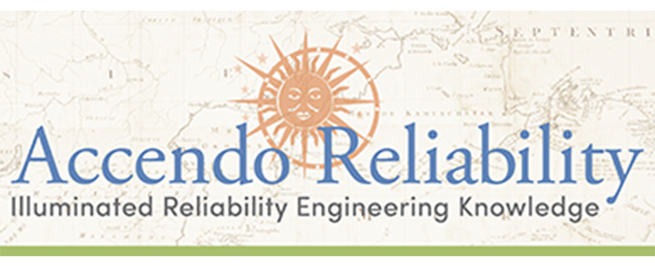 Accendo Reliability logo and banner