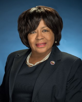 photo of Hon. Hattie Portis-Jones