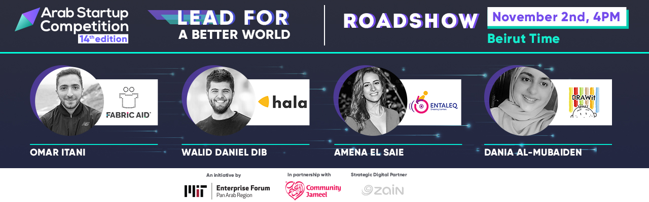 Four Arab Startup Competition alumni share their experience.