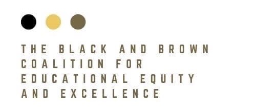Black and Brown Coalition logo