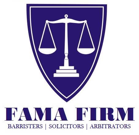 FAMA FIRM Barristers|Solicitors|Arbitrators