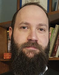 photo of Dr. Justin Sledge