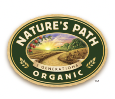 Thank you to supporter Nature's Path!