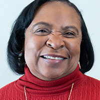 photo of Frances E. Ashe-Goins, RN, MPH, FAAN