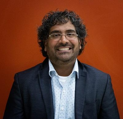 photo of Dr. Vijay Kanagala