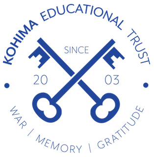 Kohima Educational Trust logo