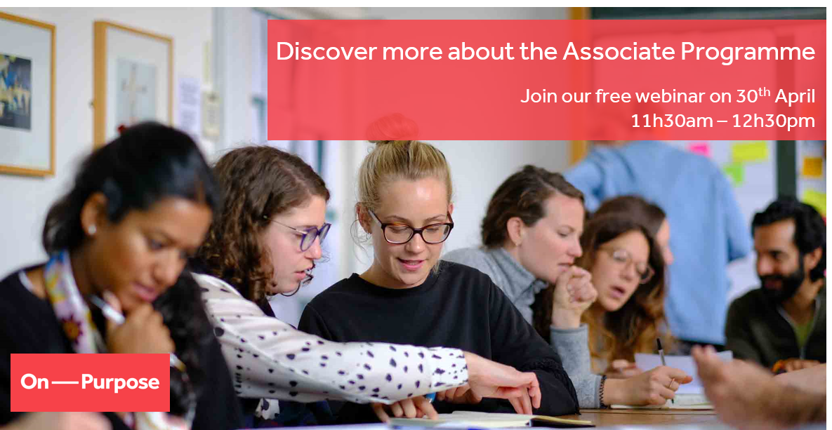 Discover more about the Associate Programme Webinar: Apply for October 2020