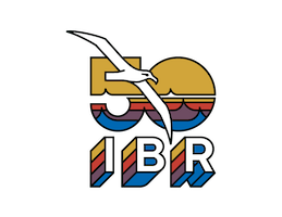 Logo for 50th Celebration at International Bird Rescue