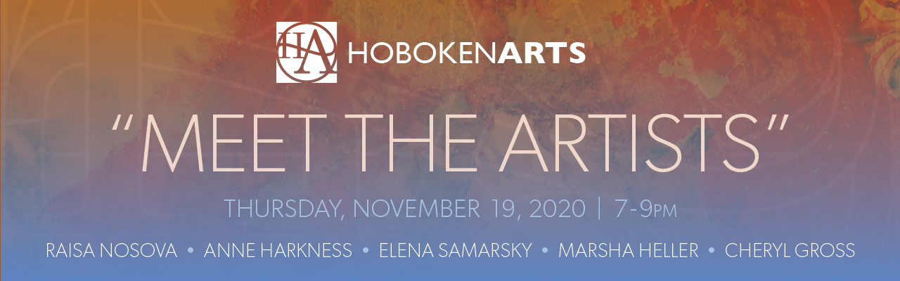 Meet the Artists featured on HobokenArts™