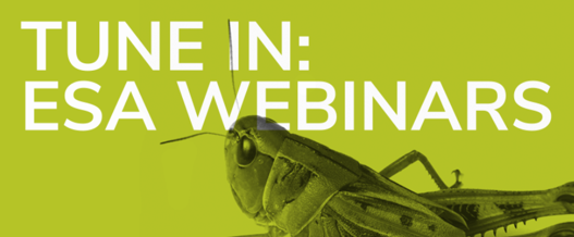 Tune In: ESA Webinars