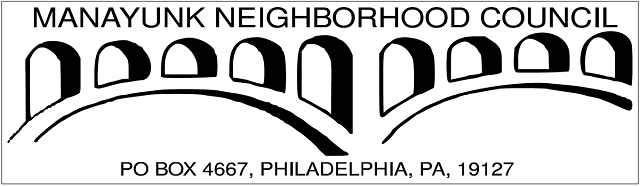 MANAYUNK NEIGHBORHOOD COUNCIL