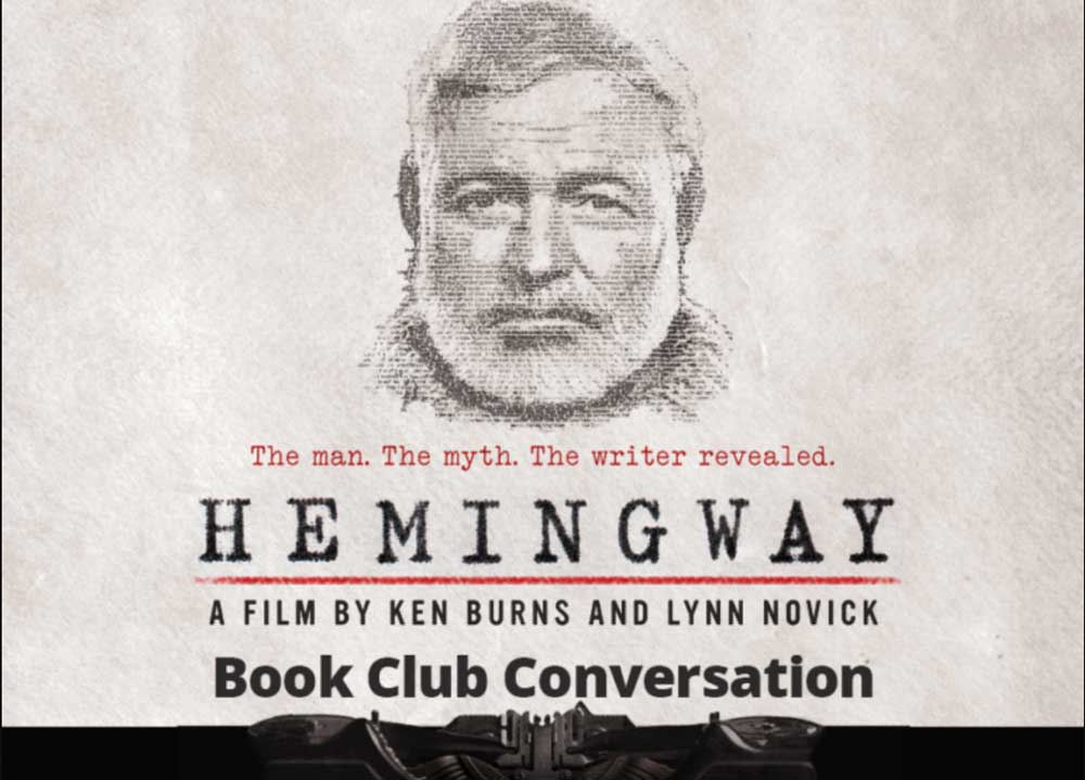 Hemingway - Book Club Conversation with the Filmmakers