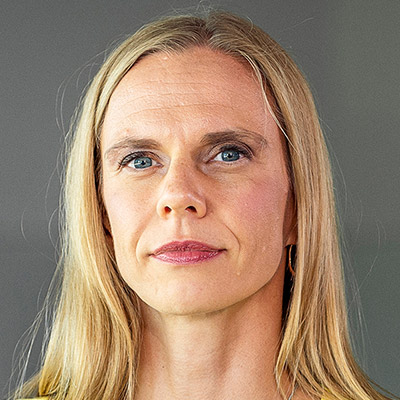 photo of Dr. Anja Opitz